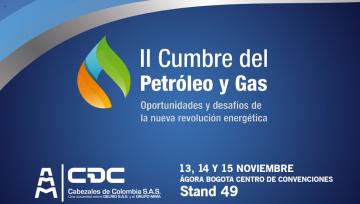 CDC será parte de la II Cumbre del Petróleo y Gas